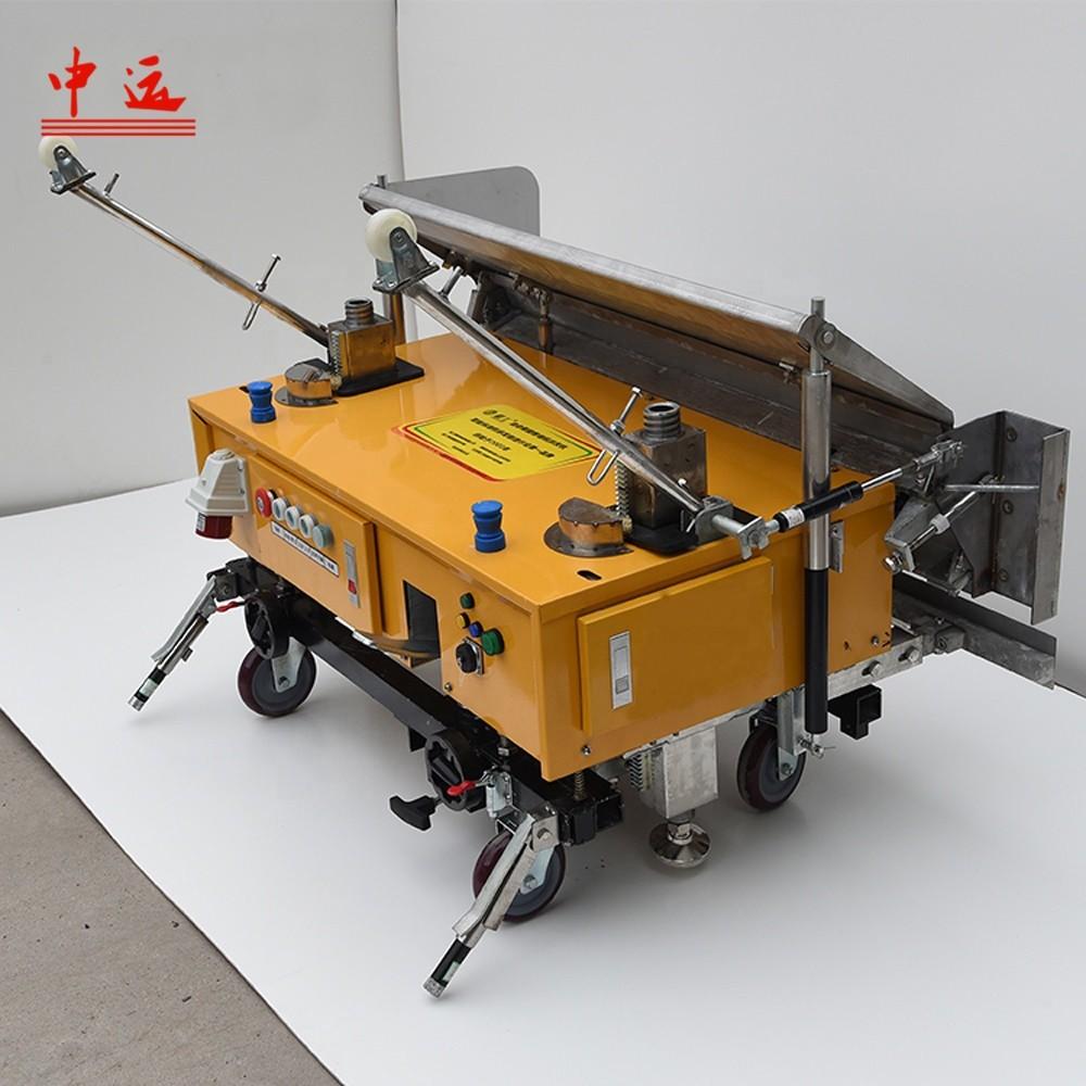Китайский робот-штукатур