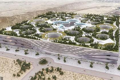 Египтяне строят самое большое здание в мире