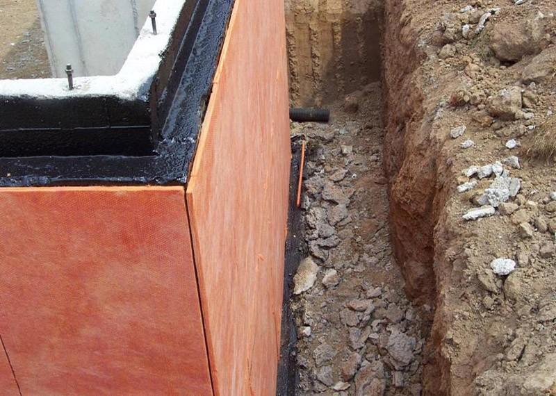 Правильная теплоизоляция фундаментов. Дом без проблем