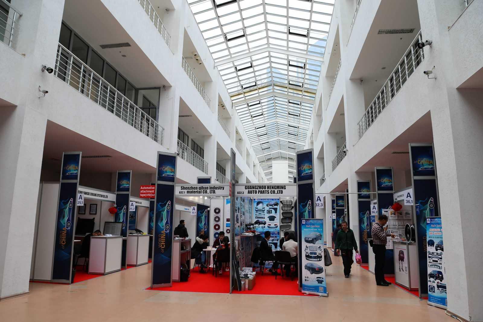 Центрально-Азиатская выставка коммерческого транспорта и дорожно-строительной техники Futuroad Expo Astana