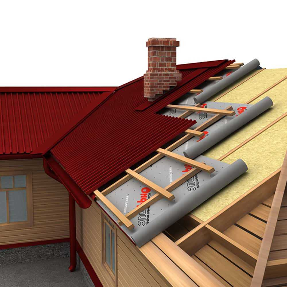 Выбираем утеплитель для крыши