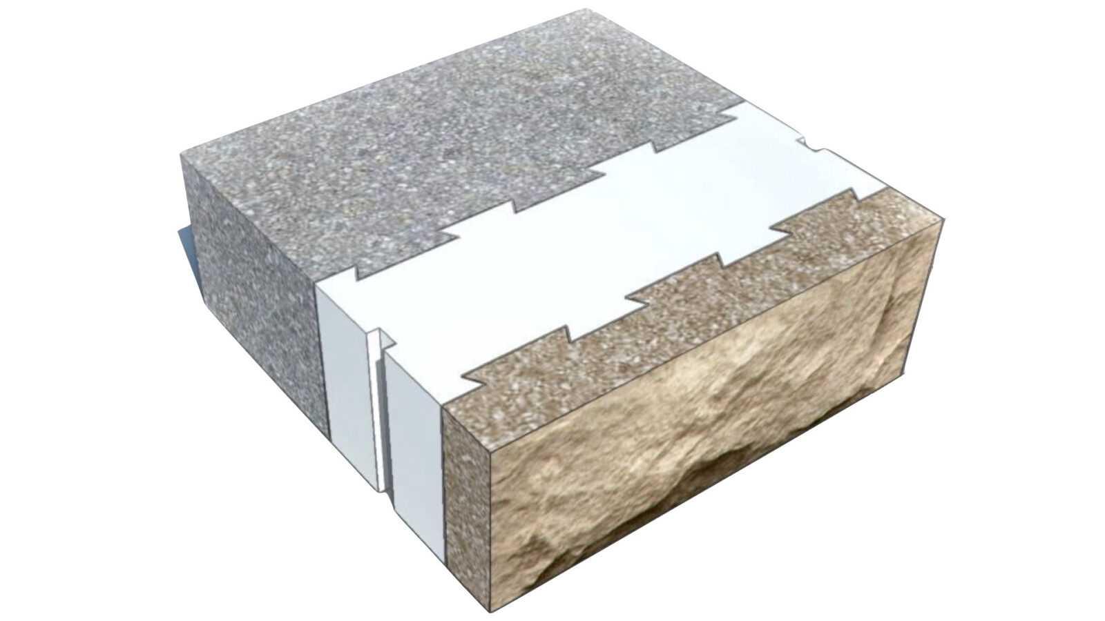 Использование пенополистирола в строительстве