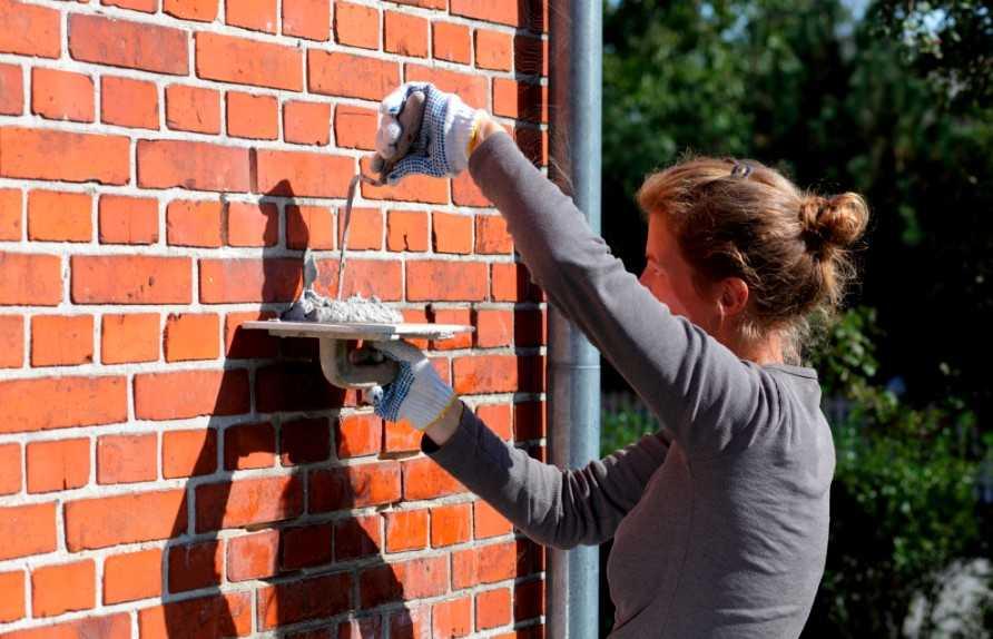 Причины появления трещин в стене и методы их устранения