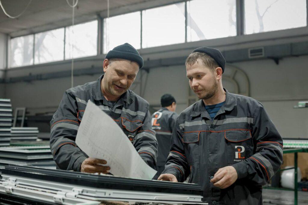 Алюминиевые окна в Алматы - Rodos LTD