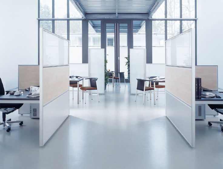Пять преимуществ передвижных стеклянных перегородок